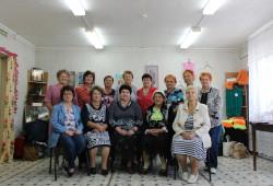 Уютная выставка состоялась в социальном  центре в Мышкине