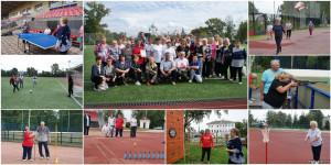 Спартакиада первичных отделений ВОИ в Ростове