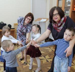 «Лицом к миру» в Угличе объединяют семьи детей с ОВЗ