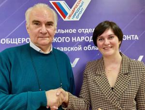 Ресурсный центр и региональное отделение Общероссийского народного фронта помогает НКО средствами индивидуальной защиты