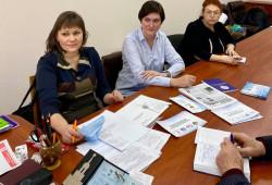 Ресурсный центр провел консультацию с представителями организаций ветеранов