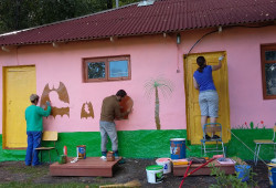 В Переславле реализовали проект по благоустройству летних лагерей «Чайка» и «Орленок»