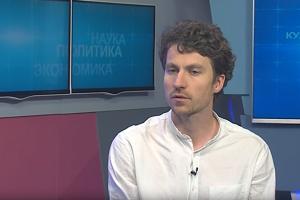 """Программа """"В тему"""" от 10.10.18: Сергей Кременев"""