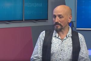 """Программа """"В тему"""" от 8.10.18: Алексей Алексашин"""
