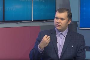 """Программа """"В тему"""" от 1.10.18: Николай Живаев"""