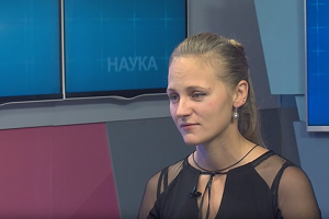 """Программа """"В тему"""" от 24.09.2018: Елена Афрова"""