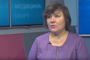 """Программа """"В тему"""" от 19.09.18 : Фирдаус Кузнечихина"""