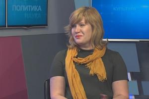 """Программа """"В тему"""" от 21.03.18: Наталия Жужнева"""