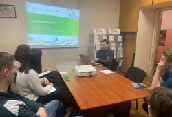 Совещание рабочей группы проекта «Цифровая Безопасность»