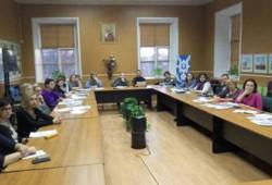 Информационная встреча клуба НКО