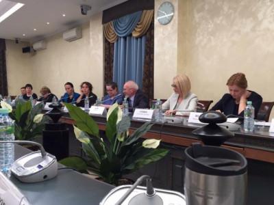 В России разработали меры поддержки НКО в условиях пандемии Комментарий Елена Александровны Исаевой