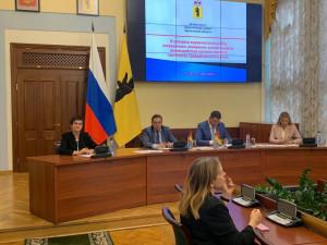 Круглый стол, посвященный вопросам развития территории через успешные практики работы НКО и гражданских активистов
