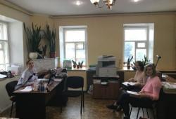 Стажировка студентов ЯрГУ им. П.Г. Демидова на базе Ресурсного центра