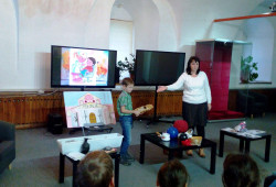 «Музейные профессии» – информация  о  четвертом мероприятии проекта «Родные люди»