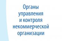 Органы управления и контроля некоммерческой организации