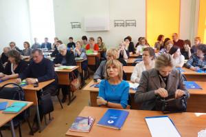 Студенты приняли участие в семинаре, посвященном гражданскому просвещению в области прав человека