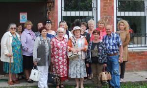 Ветераны побывали в Толбухине