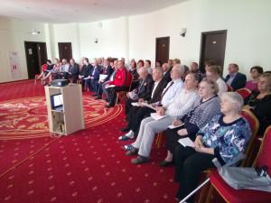 Семинары специалистов «Ресурсного центра» для активистов НКО старшего поколения