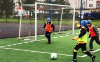 «Футбол 3D» на дворовых площадках