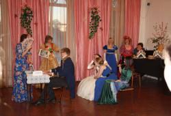 Встреча в Тютчевском доме. Покровский бал гостей собрал