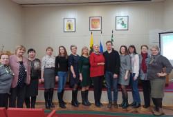 Семинар по социальному проектированию в городе Данилов
