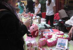 Благотворительная ярмарка в Рыбинске