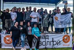 """Фестиваль уличных музыкантов """"Street party над Волгой"""" в Мышкине"""