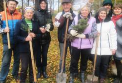 Угличане «омолаживают» парки с помощью ярославцев