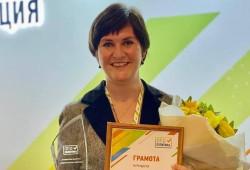 Директор Ресурсного центра НКО вошла в число 49 победителей конкурса «Лидеры России. Политика»