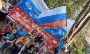 22 августа в России отметили День флага