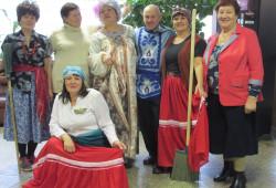 Областной фестиваль творческих программ инвалидов «Говорит и показывает Олимп»