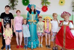 В День России о культуре разных народов