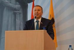 Сергей Владимирович Березкин (Председатель Общественной палаты Ярославской области IV созыва, 2018-2020 годы)