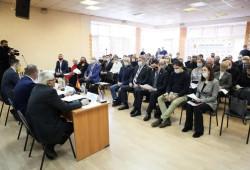 Председателем Общественной палаты Ярославской области пятого созыва избран Сергей Соловьев.