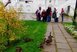 «Вместе в Кремль»: третье  мероприятие проекта «Родные люди»