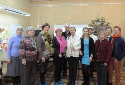 Шестое мероприятие проекта «Родные люди»: «Маленькая встреча о больших ресурсах для родных людей»
