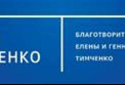 Фонд Тимченко направил в регионы средства защиты и финансовую помощь на общую сумму 785 млн рублей
