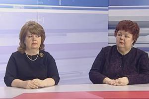 """Программа """"В тему"""" с Ириной Албеговой и Тамарой Сараевой"""