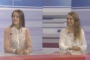 """Программа """"В тему"""" с Евгенией Ободковой и Анастасией Куликовой"""