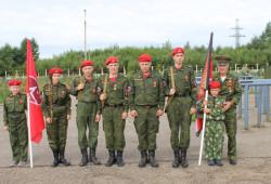 Военно-патриотические сборы «ПОИСК-2020»